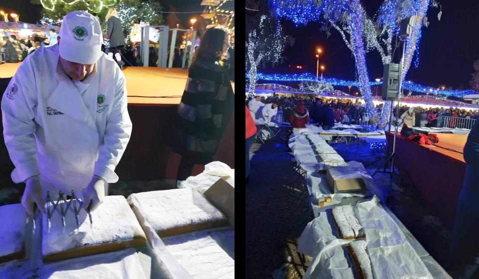 10.000 κομμάτια βασιλόπιτας από το Σ. Αρτοποιών Βόλου & Περιχώρων «Η ΔΗΜΗΤΡΑ»